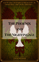 The Phoenix and the Nightingale Book Cover by Chrissyissypoo19