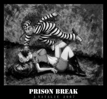Prison Break by TheRedBamboo