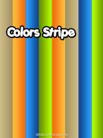Colors Sripe by Mickka