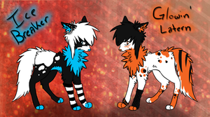 Scene Dog Adopts by Rising-At-Midnight