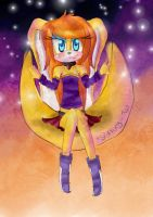 Sandy the Rabbit :AT: by Sparkling-Tea