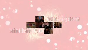 You're killing me now - Klaine by Astral-17