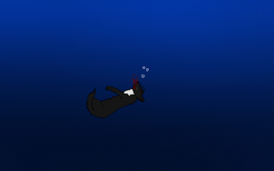 Or i could throw you in a lake :animation: by TheBlazingEmber