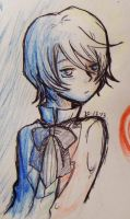Trancy with blue lights? Oh wow. by Tokkori