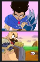 League of Legends x DBZ- It's Over 9000! by KittyConQueso