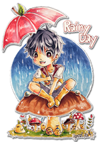 Rainy Day by Pyonni