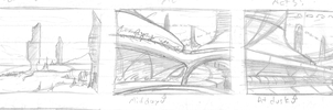Downtown Dispatch thumbnails 1 by sonicbommer