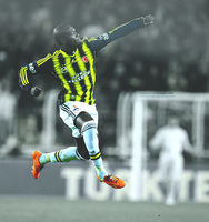 Moussa Sow by SemihAydogdu