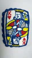 Poker Card Critter by AingelCakes