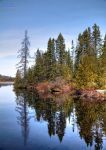 Roland Lake HDR I by digswolf
