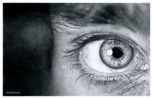 An Eye by AndyBuck