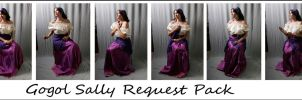 gogol sally request pack by LongStock