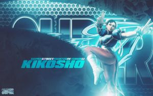 SSFIV Chun Li Wallpaper by TheShadowloo