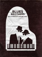 Blues Brothers Poster by crilleb50