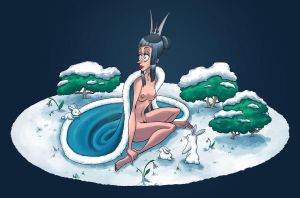 Snow Queen by Clampy-TFA