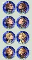 RE 6 OTPins Comish by oneoftwo