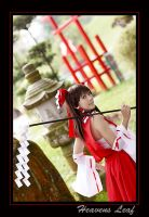Touhou Project, pic 2 by Heavens-Leaf