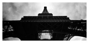 Eiffel Tower Legs by madko