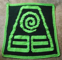 Avatar Blanket: Earth by PurpleTakara