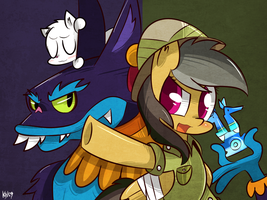 Rivals by kty159