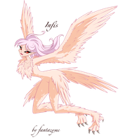 Infis Harpy by fantazyme