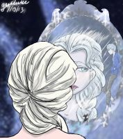 The Snow Queen and the Prince of Ice by JessDanae13