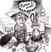 Zootopia - Player 2 by richardAH