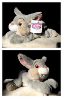 Disney Store Thumper Plush by The-Toy-Chest