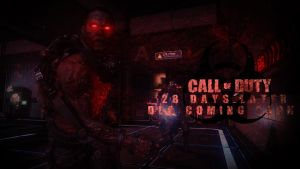 Call of Duty meets 28 days later by SuperNc11