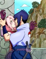 Sasuke Sakura - What If.. by SupremeDarkQueen