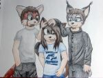 .:Family bonding:. by CrazyMeliMelo