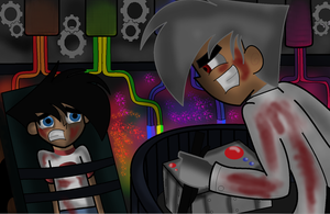DP: In The Rainbow Factory... by EctoPhantomiix