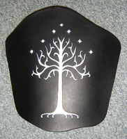 White tree of Gondor by Sigwal