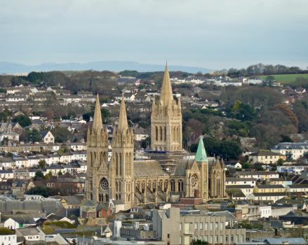 Truro Cathedral 3 by TDGreen