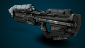 Halo Online Assault Rifle 2 by XInfectionX