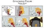 'Catastrophic Failure - Diner Crash' by FarahBoom