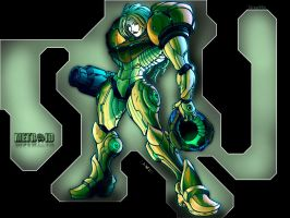 Metroid_3 by slickgr33n