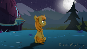Only a dream and I by DreamWayPony