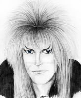 Jareth, the Goblin King by spihh110