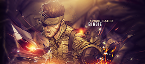 Biggie - Snake Eater by Kinetic9074