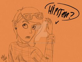 Hipster? by Niky-Chan