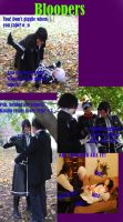 Cosplay Bloopers by Frii-Sama