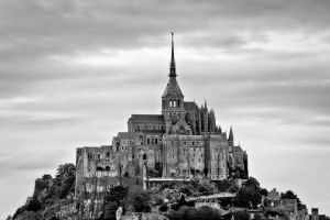 Le Mont by OlivierAccart