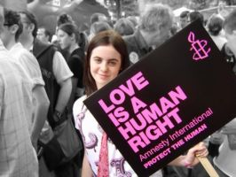Love Is A Human Right by HidamaAeturnus