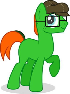 Irish O'Conner by MyPaintedMelody