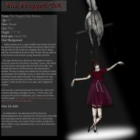 The Trapped Doll Creepypasta ref by IvyDarkRose