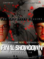 AVGN vs NC Poster No.2 by polasta