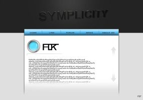 Web-D Simplicity Blue by Flok-0
