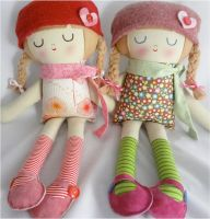Warm Sugar Handmade Dolls3 by nikafargos