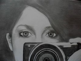 Self portrait by ShinzaK